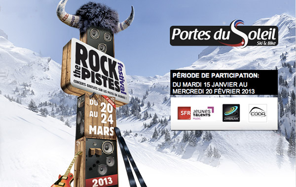 Rock The Pistes avec MTM !