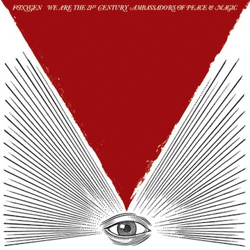 FOXYGEN – « We Are the 21st Century Ambassadors of Peace and Magic » {by Séverin}